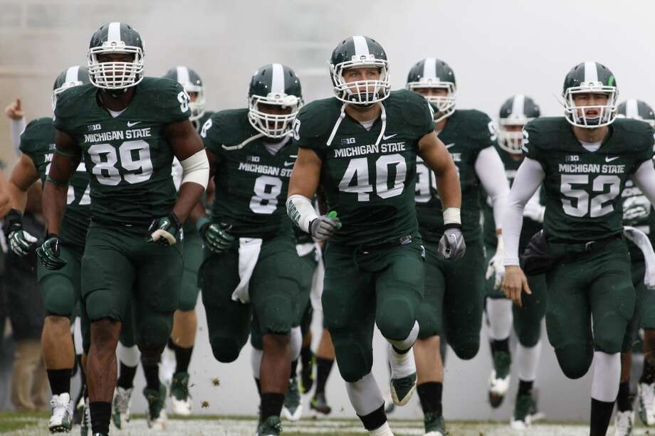 16. Michigan State Photo: Al Goldis, Associated Press
