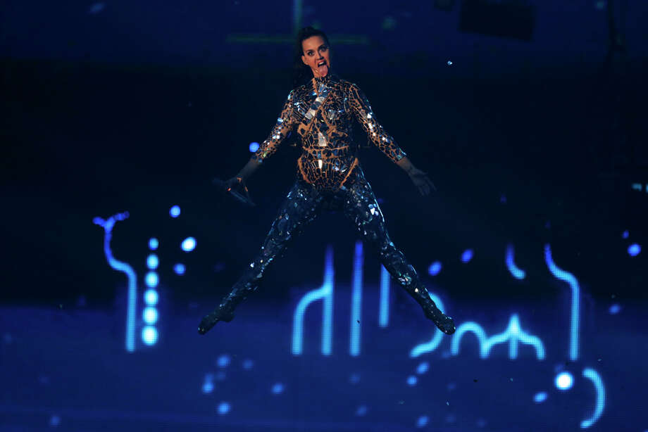Katy Perry performs at the 2013 MTV Europe Music Awards in Amsterdam, Netherlands, Sunday, Nov. 10, 2013. Photo: Peter Dejong, Associated Press / AP