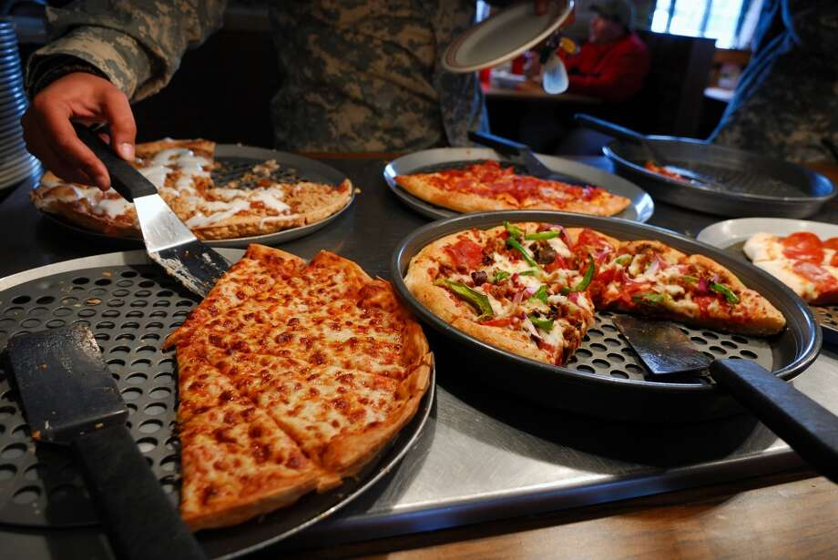 Where you should take your friend or family member that's active duty or a veteran to eat on Veterans Day? Somewhere where they can get a cheap or free meal!Here are 30+ restaurants in the San Antonio area offering deals on Veterans Day. Unless otherwise noted, all deals are available to active duty military and veterans, require a valid military I.D., are dine-in only, and are available Wednesday, Nov. 11, 2015, only. See restaurant websites for hours and details.Sources: Restaurant websites, www.veteransdayfreebies.com, themilitarywallet.com Photo: David H. Lewis, Getty Images
