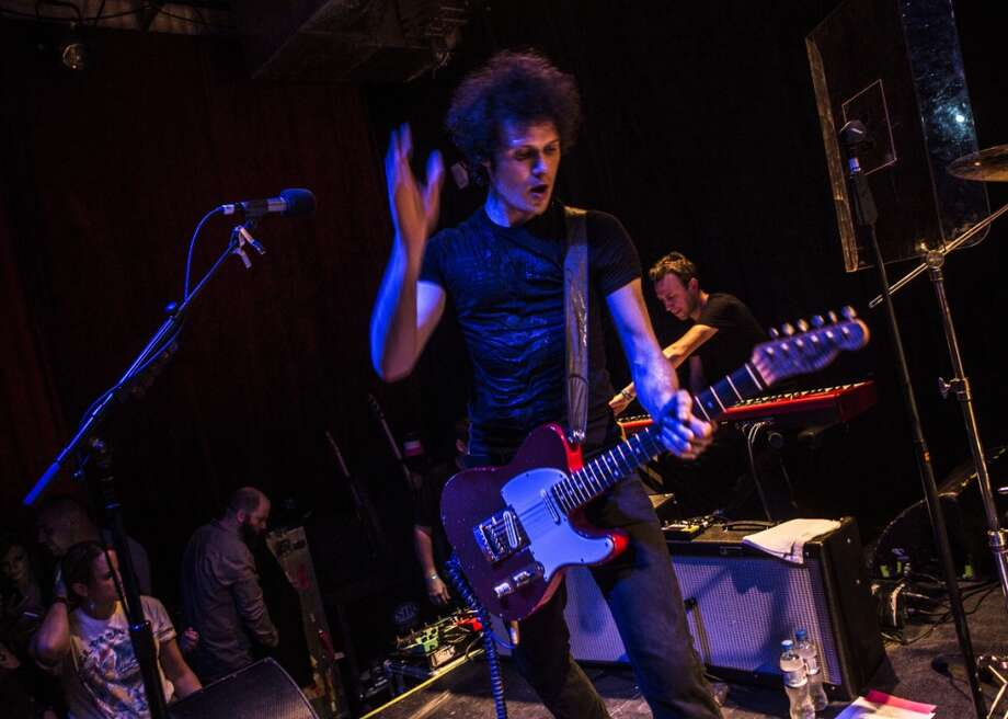 The Fratellis perform at Popscene at Rickshaw Stop in San Francisco on November 7, 2013. Photo: FilterlessCo