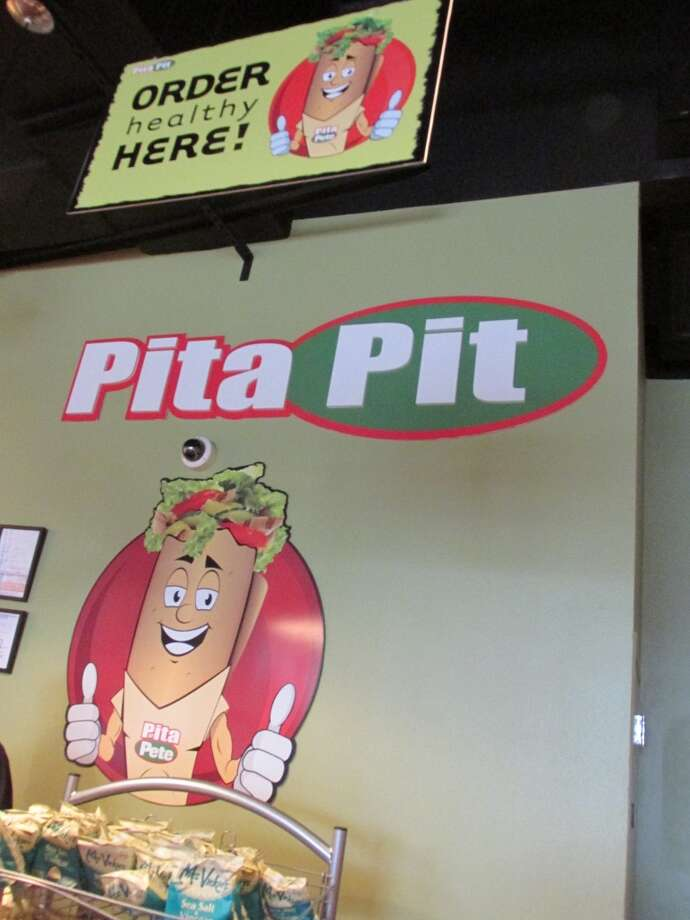 Pita Pit at 3939 Dowlen in Beaumont. Photo: Cat5