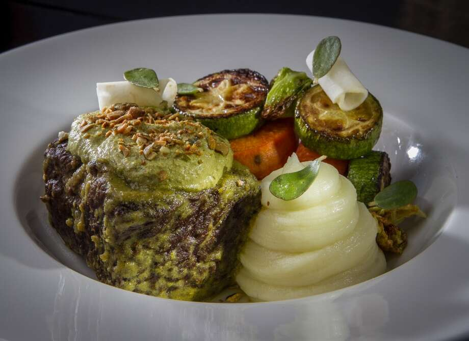 The braised Short Ribs at La Urbana in San Francisco. Photo: John Storey, Special To The Chronicle