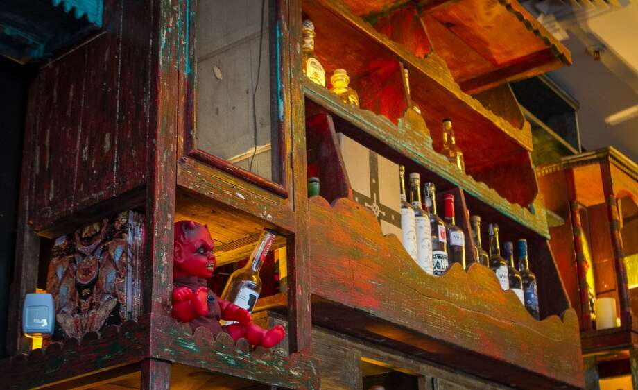 The bar at La Urbana in San Francisco. Photo: John Storey, Special To The Chronicle