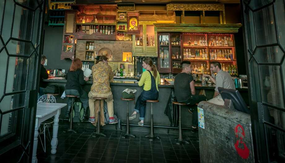 The bar La Urbana in San Francisco. Photo: John Storey, Special To The Chronicle