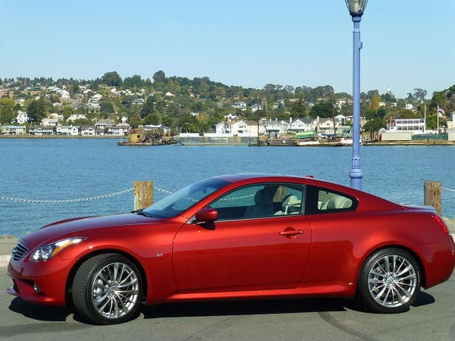 Most cars these days come loaded with options and our Q60 tester was no exception. This is a car that starts out at $40,400 and, by the time we were at the bottom of the window sticker the price had risen to $50,405.