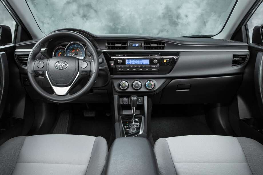 Does this dash look exciting to you? Photo: Toyota