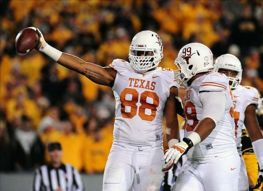 The Longhorns take six straight wins into conference showdown with Oklahoma St.