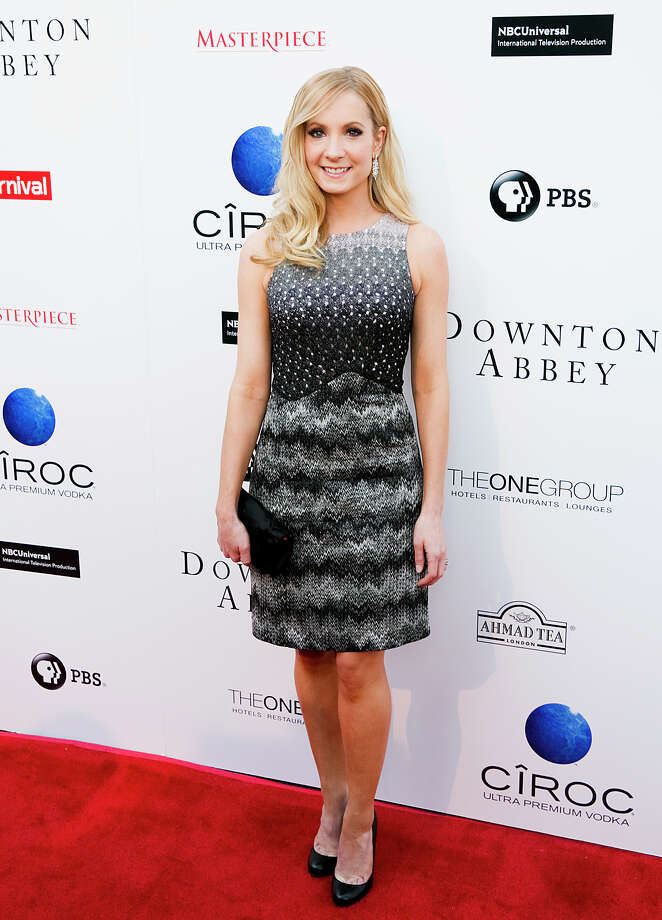 IMAGE DISTRIBUTED FOR A-LIST COMMUNICATION - Joanne Froggatt seen at An Evening with Downton Abbey After-Party presented by Ciroc Ultra Premium Vodka, on Monday, June 10, 2013 in Los Angeles. (Photo by Colin Young-Wolff/Invision for A-List Communication/AP Images) Photo: Colin Young-Wolff / Invision