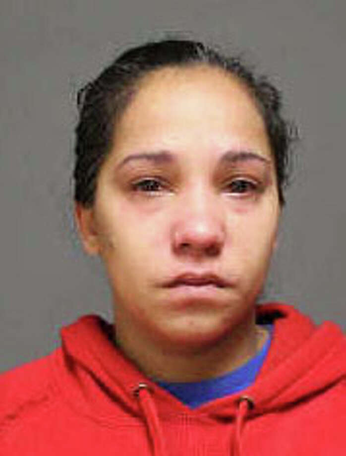 Erika Estrada, 31, of Bridgeport, was arrested on a warrant, charged with stealing from a former employer. Photo: Contributed Photo / Fairfield Citizen