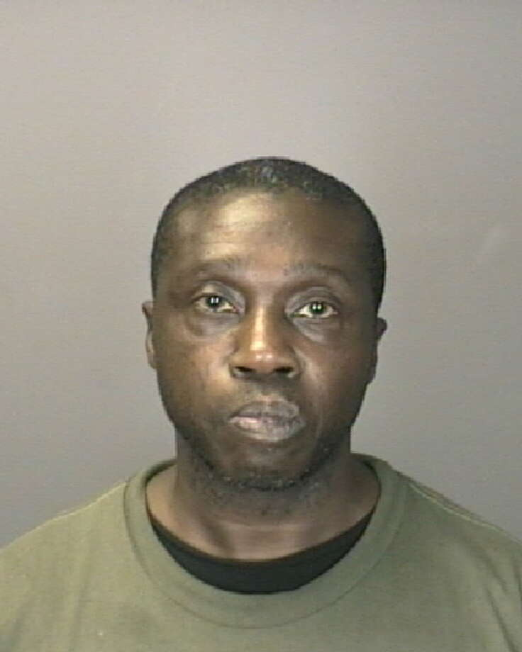Allan Frierson (Colonie police photo)