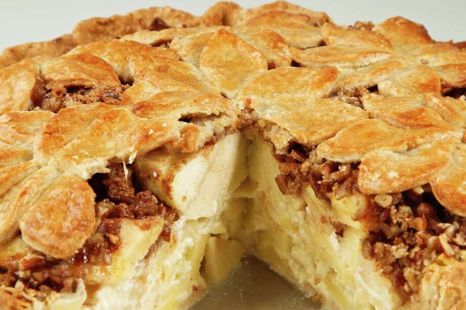 6) Sour Cream Apple Pie, by Karen Edelman, at the Kitchen Incubator Thursday, June 2, 2011, in Houston. ( Michael Paulsen / Houston Chronicle ) Photo: Michael Paulsen, Staff / © 2011 Houston Chronicle