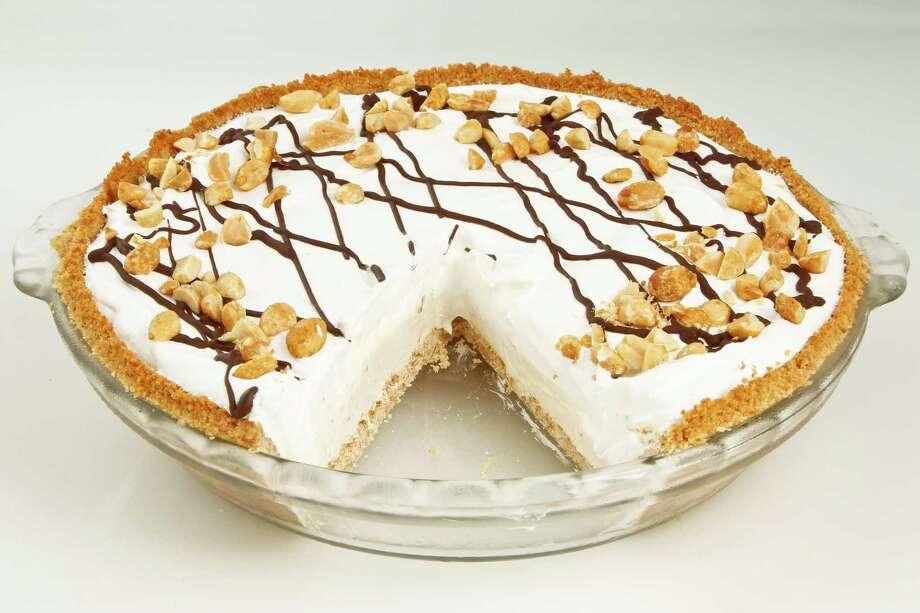 12) New Orleans Peanut Butter Pie, by Deborah Kurtin, at the Kitchen Incubator Thursday, June 2, 2011, in Houston. ( Michael Paulsen / Houston Chronicle ) Photo: Michael Paulsen, Staff / © 2011 Houston Chronicle
