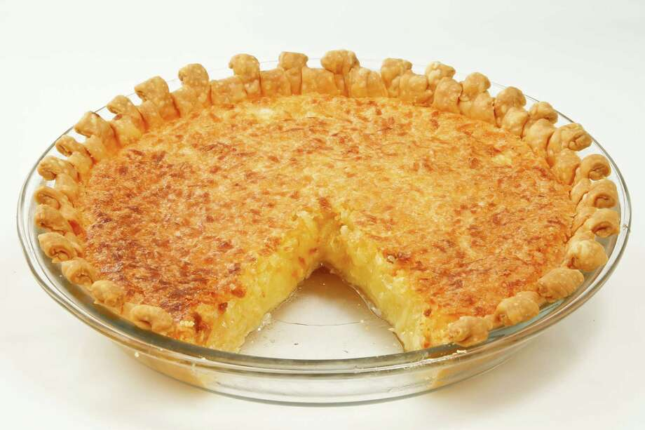 9) French Coconut Pie, by Nancy Thornberry, at the Kitchen Incubator Thursday, June 2, 2011, in Houston. ( Michael Paulsen / Houston Chronicle ) Photo: Michael Paulsen, Staff / © 2011 Houston Chronicle