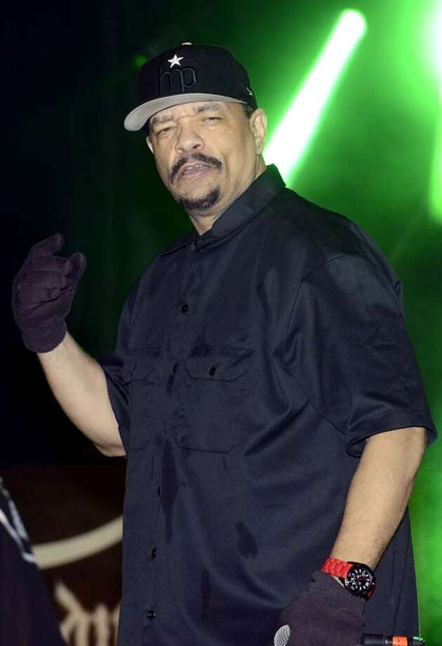 Ice-T of Body Count performs as part of the Fun Fun Fun Festival at Auditorium Shores on November 9, 2013 in Austin, Texas. (Photo by Tim Mosenfelder/Getty Images) Photo: Tim Mosenfelder, Getty Images / 2013 Tim Mosenfelder