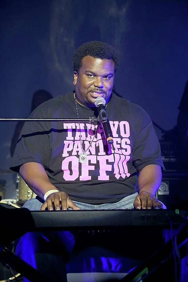 Craig Robinson performs during Fun Fun Fun Fest at Auditorium Shores on November 9, 2013 in Austin, Texas.  (Photo by Gary Miller/FilmMagic) Photo: Gary Miller, FilmMagic / 2013 Gary Miller