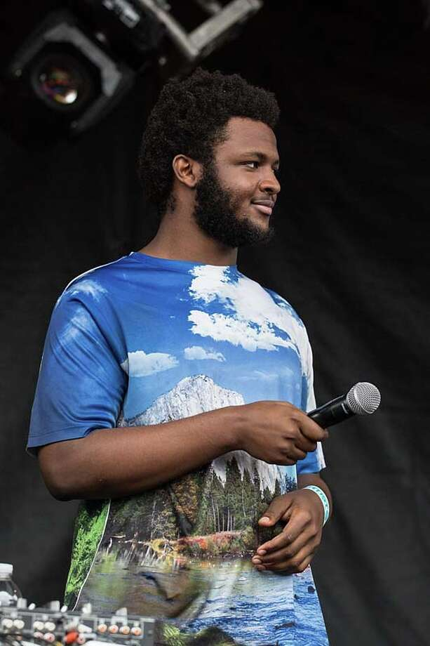 Musician Marcel Everett aka XXYYXX performs on stage during Day 3 of Fun Fun Fun Fest at Auditorium Shores on November 10, 2013 in Austin, Texas.  (Photo by Rick Kern/Getty Images) Photo: Rick Kern, Getty Images / 2013 Rick Kern