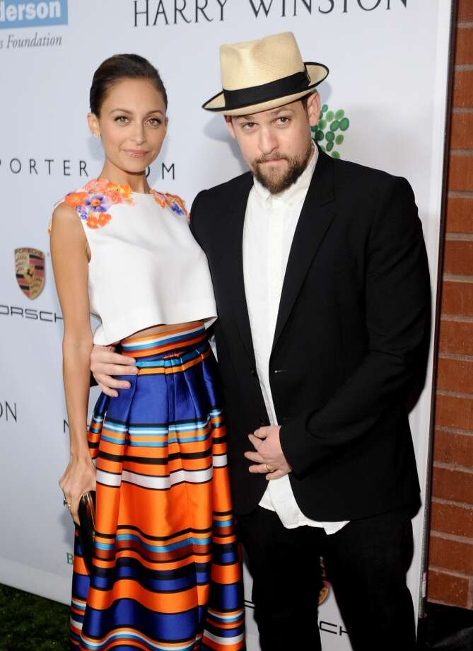 Baby2Baby board member Nicole Richie (L) and Joel Madden attend the second annual Baby2Baby Gala, honoring Drew Barrymore, at Book Bindery on November 9, 2013 in Culver City, California. Photo: Stefanie Keenan, Getty Images For Baby2Baby