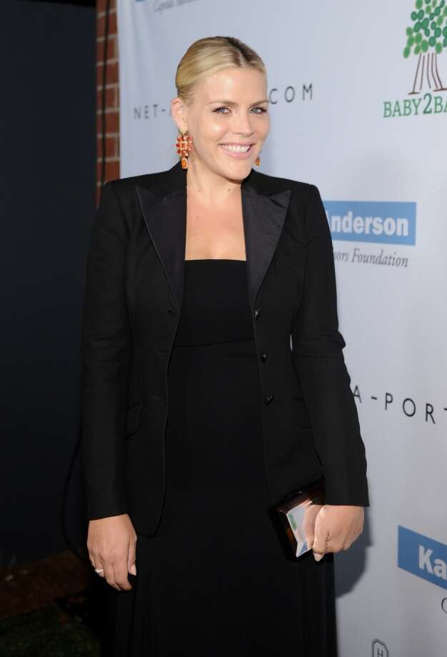 Actress Busy Philipps attends the second annual Baby2Baby Gala, honoring Drew Barrymore, at Book Bindery on November 9, 2013 in Culver City, California. Photo: Stefanie Keenan, Getty Images For Baby2Baby