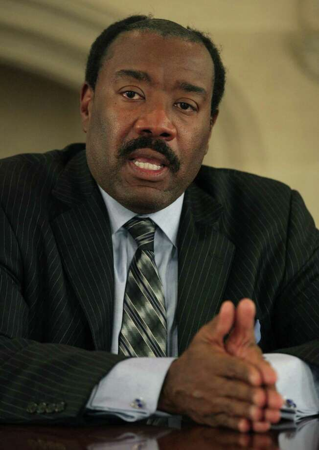 Doyle N. Beneby is president and CEO of CPS Energy. Photo: File Photo, San Antonio Express-News
