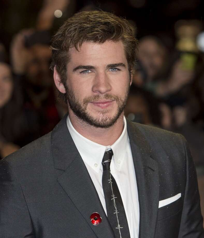 "Liam Hemsworth attends the UK Premiere of ""The Hunger Games: Catching Fire"" at Odeon Leicester Square on November 11, 2013 in London, England. Photo: Mark Cuthbert, UK Press Via Getty Images"