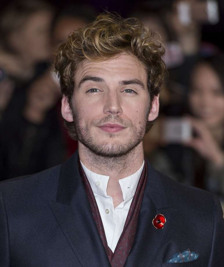 "Sam Claflin attends the UK Premiere of ""The Hunger Games: Catching Fire"" at Odeon Leicester Square on November 11, 2013 in London, England. Photo: Mark Cuthbert, UK Press Via Getty Images"
