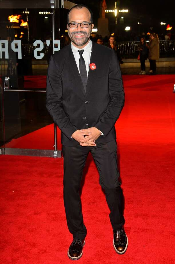 "Jeffrey Wright attends the UK Premiere of ""The Hunger Games: Catching Fire"" at Odeon Leicester Square on November 11, 2013 in London, England. Photo: Dave J Hogan, Getty Images"