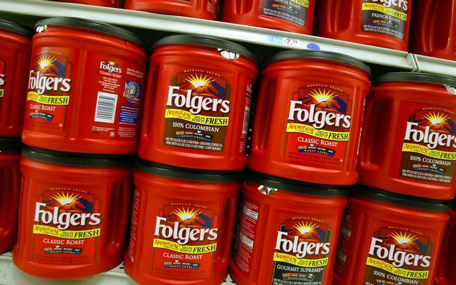 """The best part of waking up is Folgers in your cup"" has got stuck in your head at least once. Photo: Chris Hondros, Getty Images"