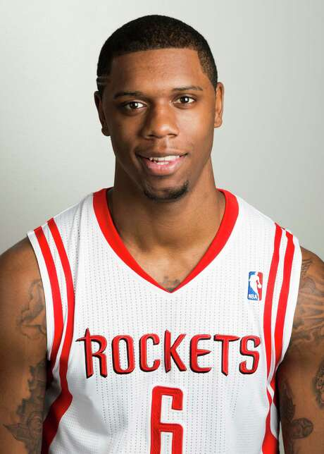 Houston Rockets power forward Terrence Jones during media day at Toyota Center on Friday, Sept. 27, 2013, in Houston. ( Smiley N. Pool / Houston Chronicle ) Photo: Smiley N. Pool, Staff / © 2013  Houston Chronicle