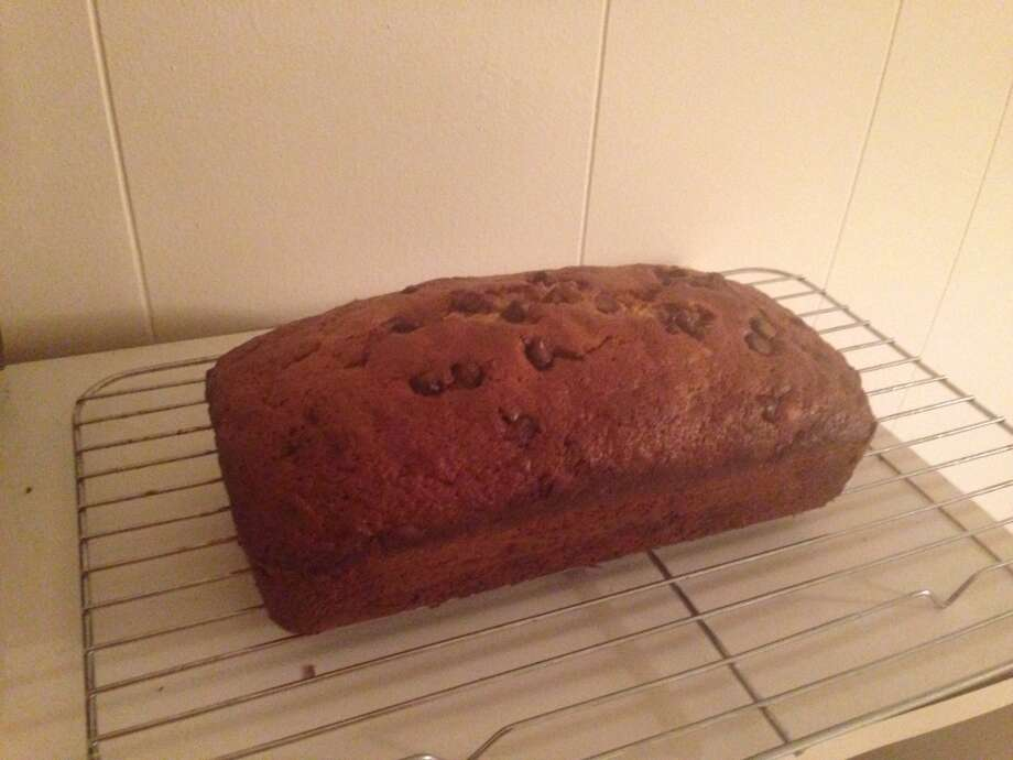 Banana bread submitted by Kate Morgan