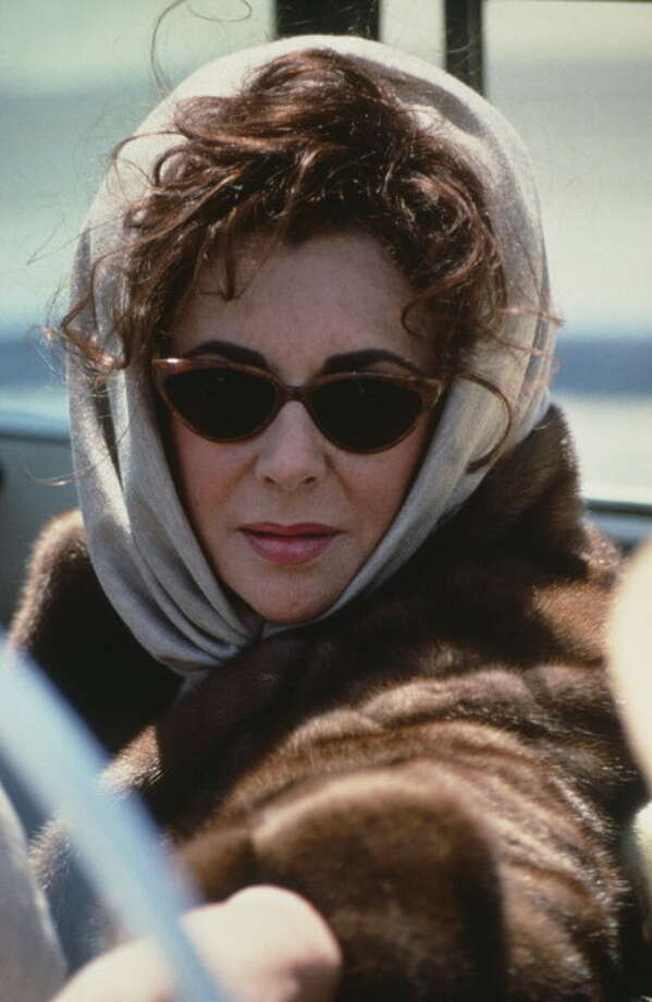 Elizabeth Taylor -- in some ways a bad voice -- small, weak, almost strangled, kittenish -- and yet . . . it's her.  You hear that voice, and you know it's Liz Taylor. Photo: NBC, NBC Via Getty Images / © NBC Universal, Inc.