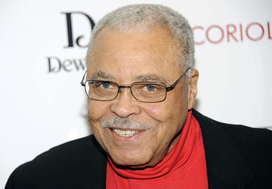 James Earl Jones -- the deep, deep, deep voice of Darth Vader and CNN. Photo: Evan Agostini, ASSOCIATED PRESS