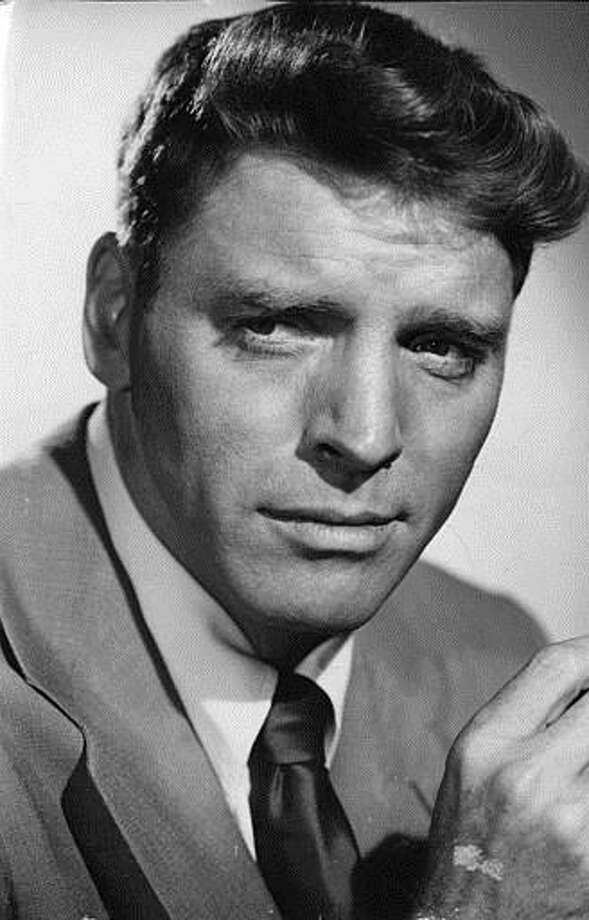 Burt Lancaster -- another voice it's impossible to get out of your head. Photo: United Artists