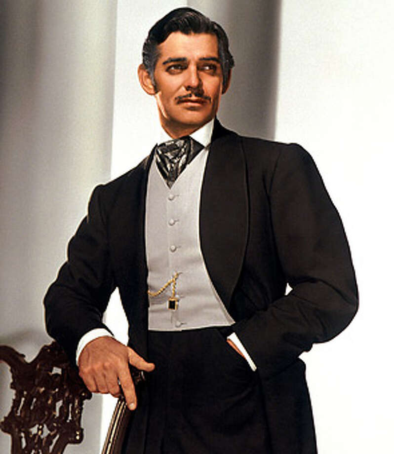 Clark Gable -- a little high, a little low, a little gritty -- hard to explain, impossible to forget. Photo: MGM 1939