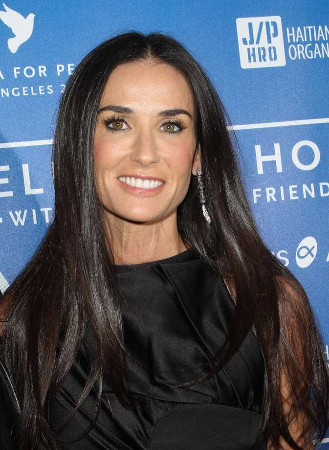 Demi Moore -- soft, almost raspy, highly identifiable. Photo: FayesVision, WENN.com