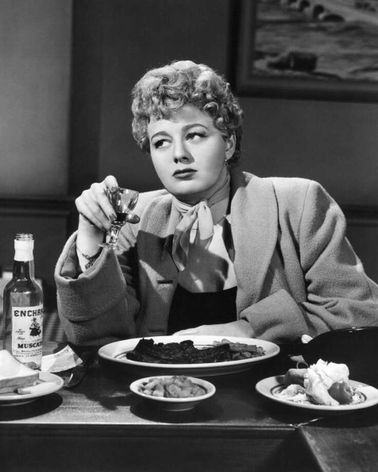 American actress Shelley Winters (1920 - 2006). Whiny and indelible. Photo: Silver Screen Collection, Getty Images / 2013 Getty Images