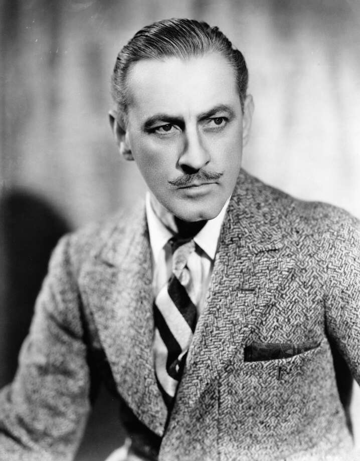 Actor John Barrymore -- beautiful, sonorous voice, full of compassion and understanding. Photo: Warner Bros., Getty Images