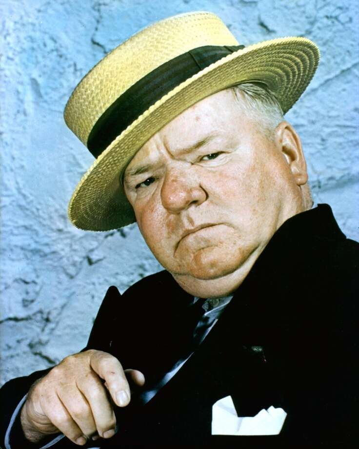 WC Fields --indelible. Photo: Archive Photos, Getty Images