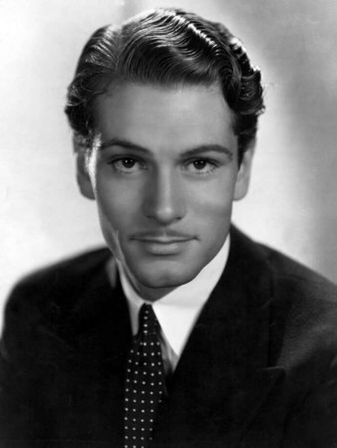 Laurence Olivier -- the silver trumpet of the British stage and screen.