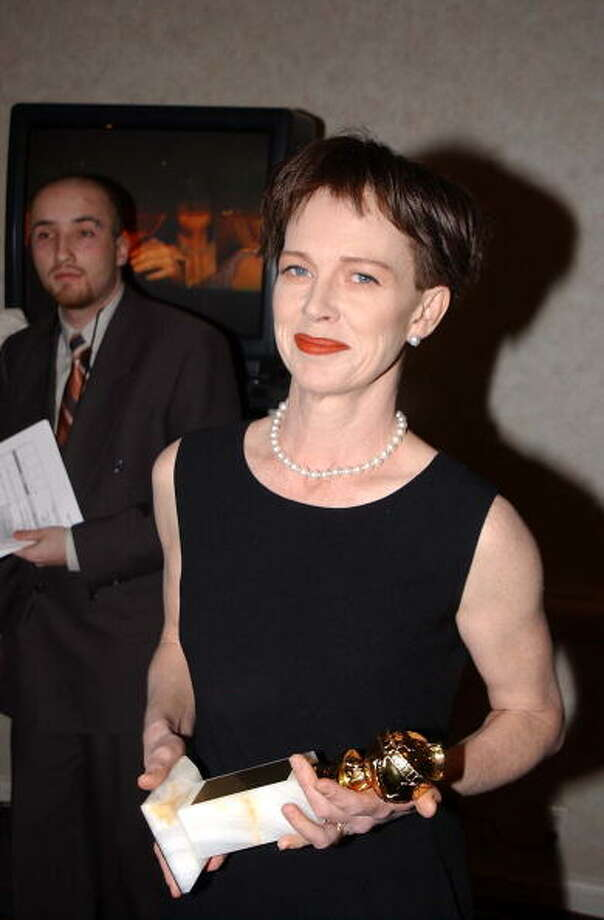 Judy Davis -- full of intelligence and urgency. Photo: Jeff Kravitz, FilmMagic / FilmMagic, Inc