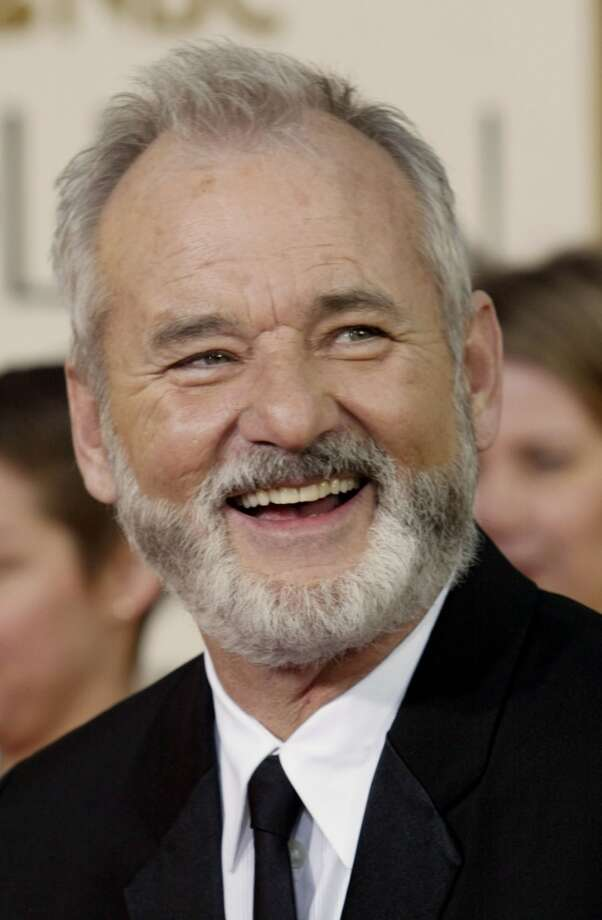 Bill Murray -- you know it when you hear it. Photo: ROBERT GALBRAITH, REUTERS