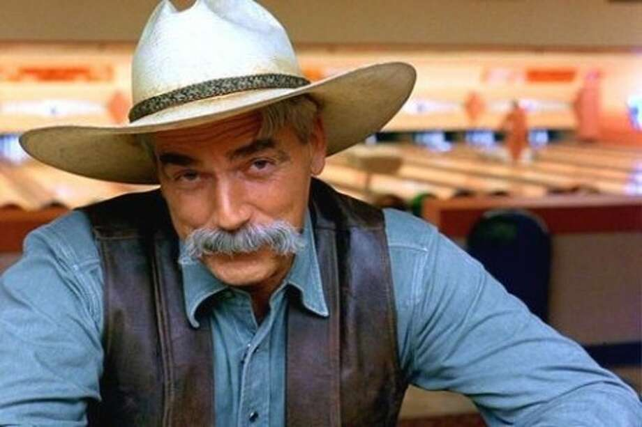 Sam Elliott -- deep, southwestern, full of slyness and wit. Photo: Handout
