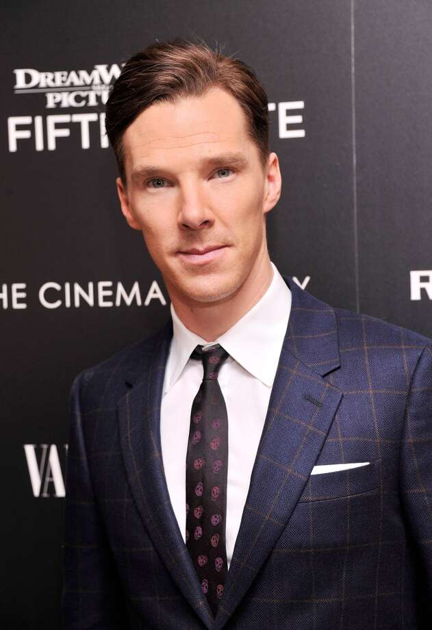 Benedict Cumberbatch -- British favorite. Photo: Stephen Lovekin, Getty Images