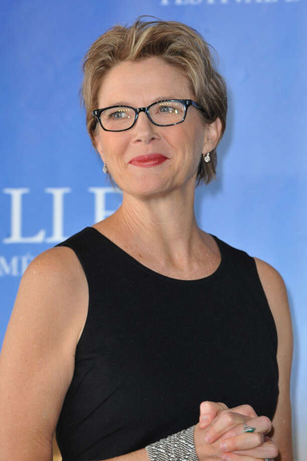 Annette Bening -- a great stage voice. Photo: Getty Images