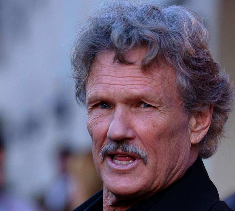 Kris Kristofferson -- rumbling, deep, rural. Photo: The Chronicle