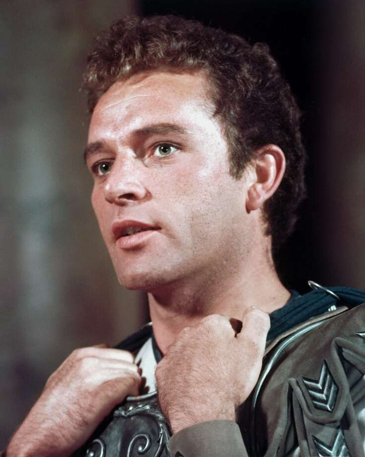 Richard Burton -- one of the great voices of the 20th century. Photo: Silver Screen Collection, Getty Images