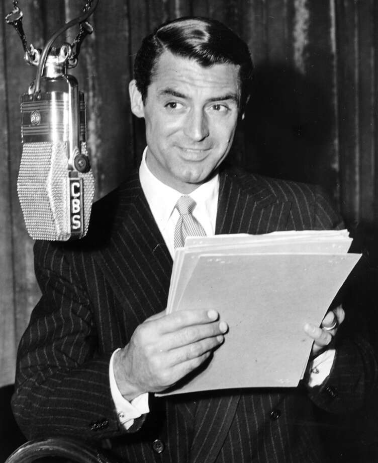 Cary Grant -- you can search up and down England and you won't find anyone who talks quite exactly like Cary Grant.  Very much his own thing. Photo: HANDOUT, SFC
