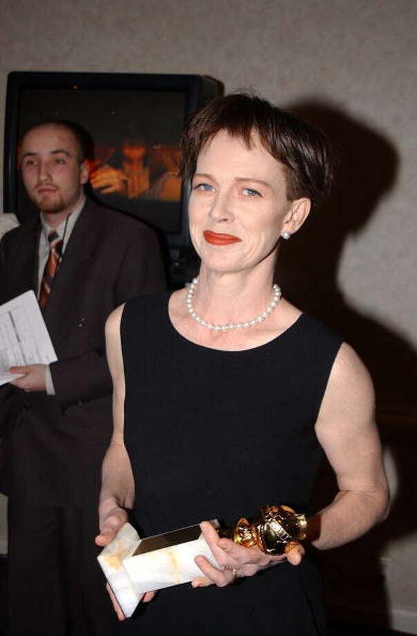 Judy Davis -- full of intelligence and urgency. Photo: Jeff Kravitz, FilmMagic / FilmMagic, Inc