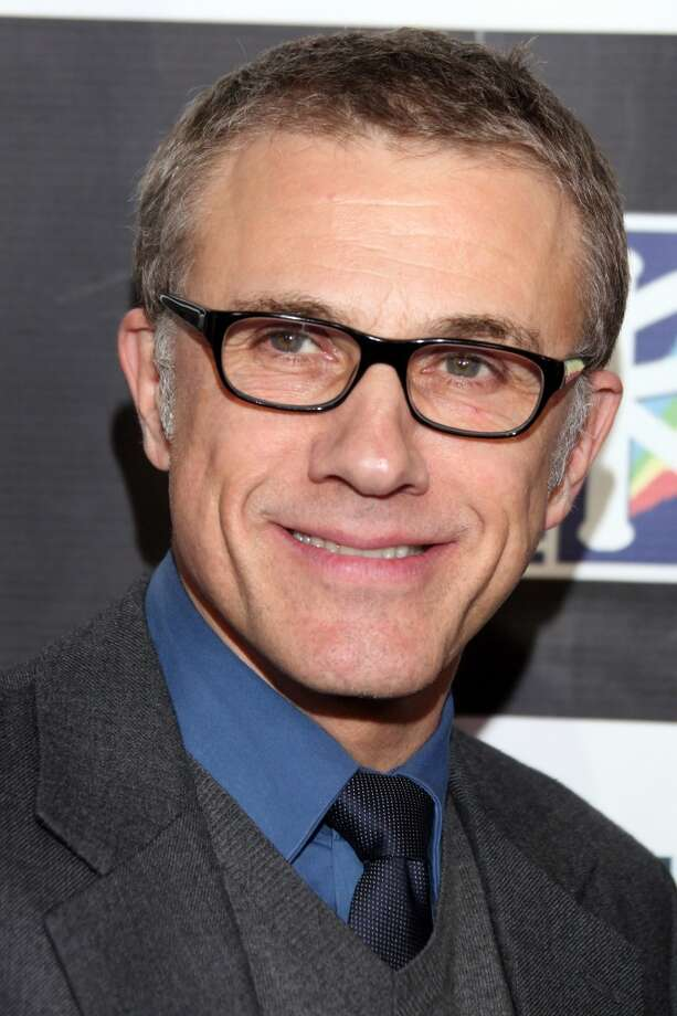 Christoph Waltz -- lightly accented, musical. Photo: Tommaso Boddi, WireImage