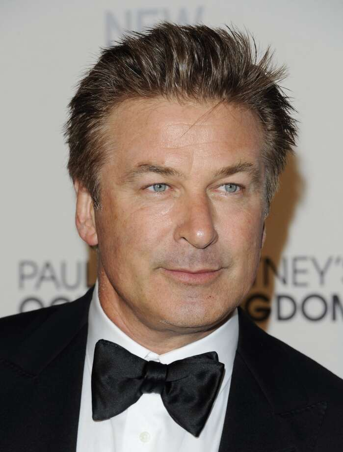 Alec Baldwin -- cultivated and distinctive. Photo: Evan Agostini, Associated Press
