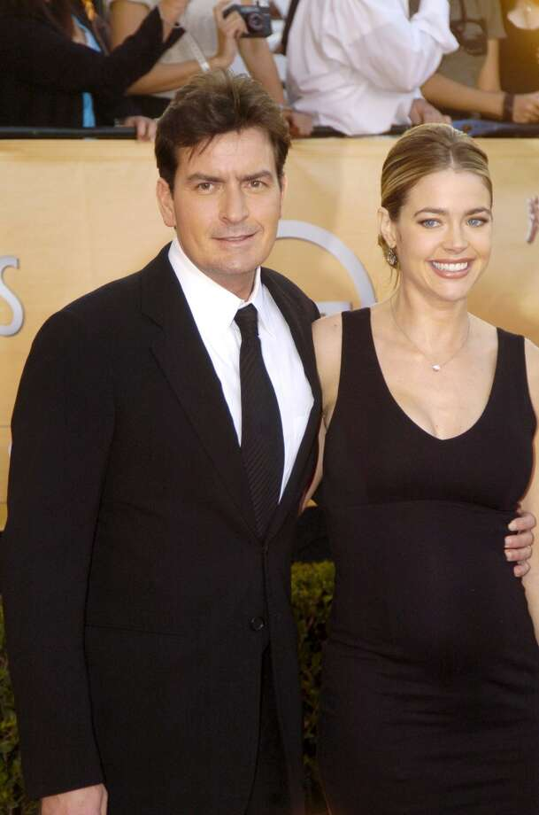 Charlie Sheen and Denise Richards during ( seen at the 2005 Screen Actors Guild Awards) had a famously ugly divorce in 2005 after a three year marriage and the birth of two daughters. Custody battles, accusations on both sides... it got bad. But it got better. Richards stood by her ex during his legal woahs in 2011 and has made several appearances with Sheen in his television shows and film projects. From even the nastiest splits a friendship can be salvaged once the parties are ready to act like adults. Photo: Jeff Kravitz, FilmMagic
